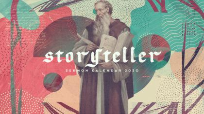 2020 Storyteller Sermon Calendar