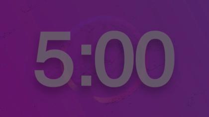 Watermarked Portrait Countdown Video