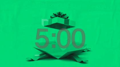 Open Gift Countdown Video