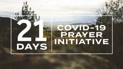 21-Day COVID Prayer Initiative