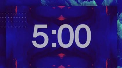 Kaleidoscope Countdown Video