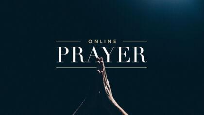 Online Prayer