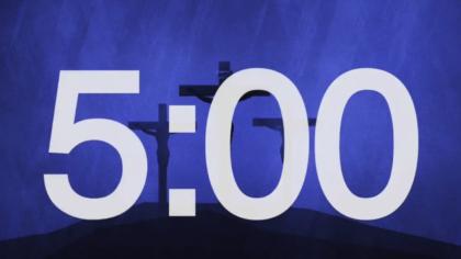 Calvary Countdown Video
