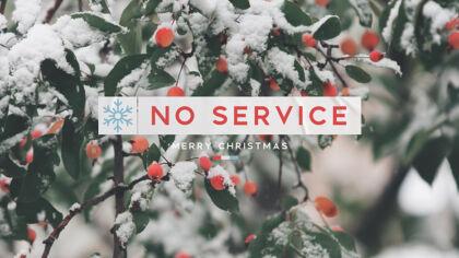 No Service (Christmas)