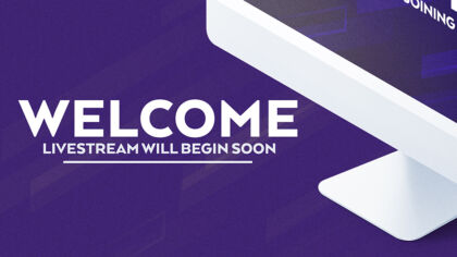 Welcome: Live Stream Service