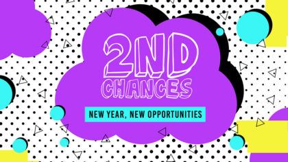 Second Chances: New Year, New Opportunities