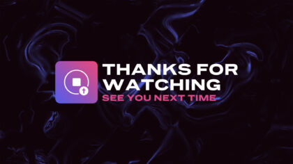 Thanks For Watching See You Next Time