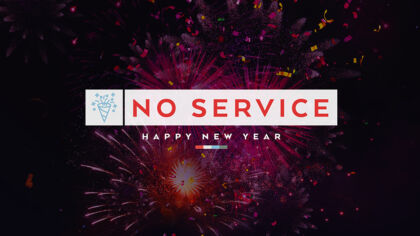 No Service (New Years)