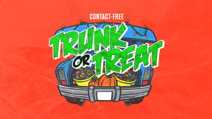 Contact-Free Trunk Or Treat