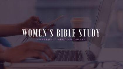 Women's Bible Study Online