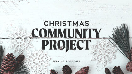 Christmas Community Project