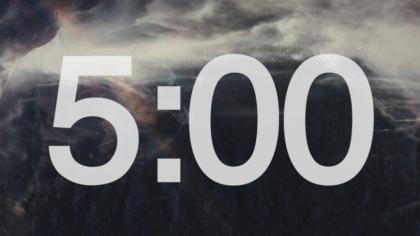 Dark Skies Countdown Video