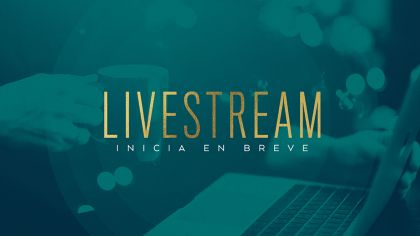 Livestream Inicia En Breve