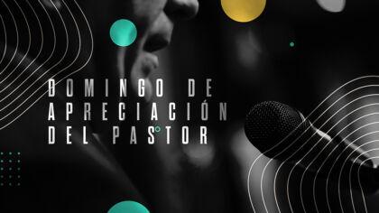Domingo De Apreciación Del Pastor