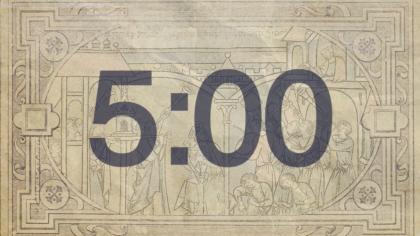 Storybook Countdown Video