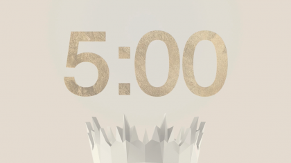 White Crown Countdown Video