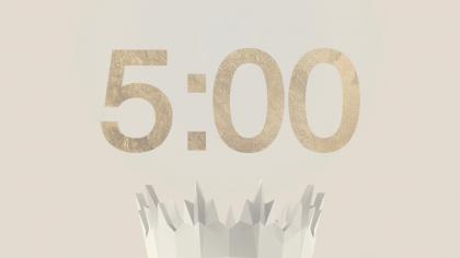 White Crown Countdown Video