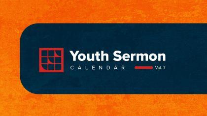 2021 Youth Sermon Calendar