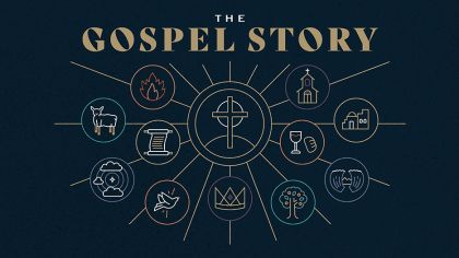 The Gospel Story (Icons)