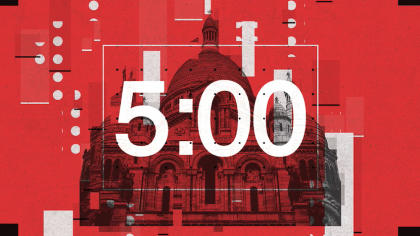 Red Cathedral Countdown Video