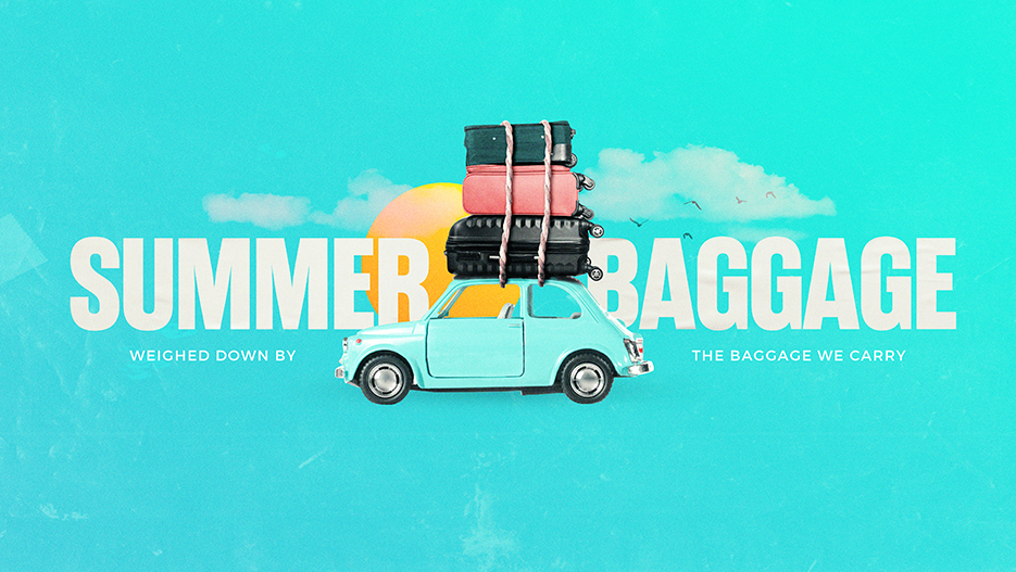 Summer Baggage Summer Series Graphic