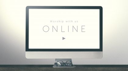 Worship With Us Online