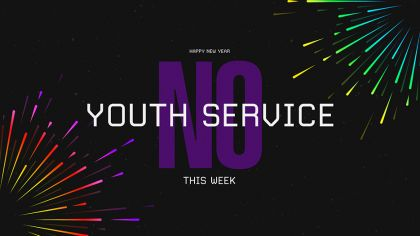 No Youth Service: New Year